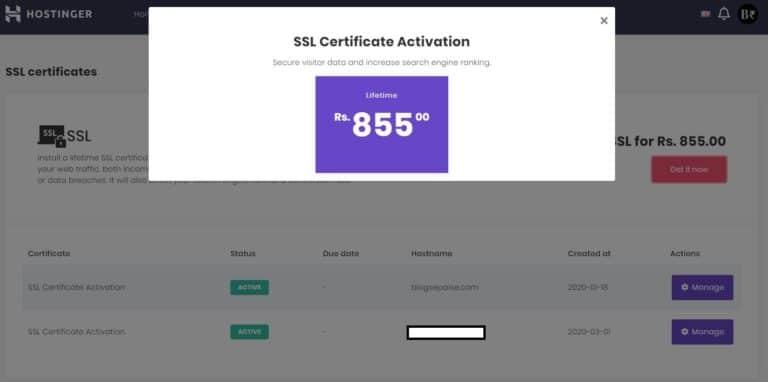 ssl-hostinger