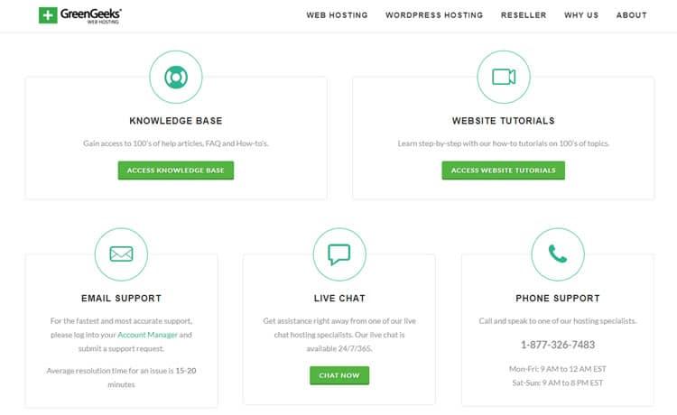 greengeeks-support-knowledgebase