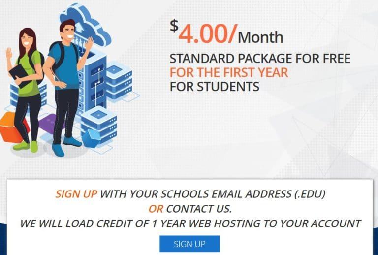 InterServer-Free-Student-Hosting