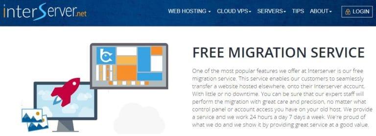 interserver-site-migration