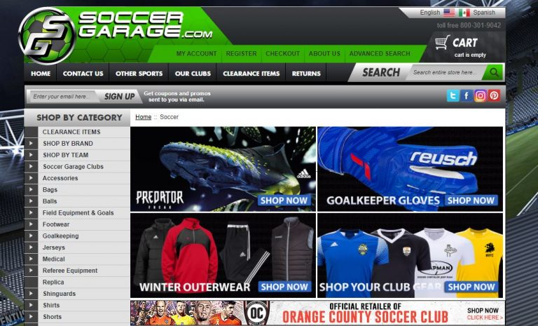 best-sports-affiliate-program-soccer-garage