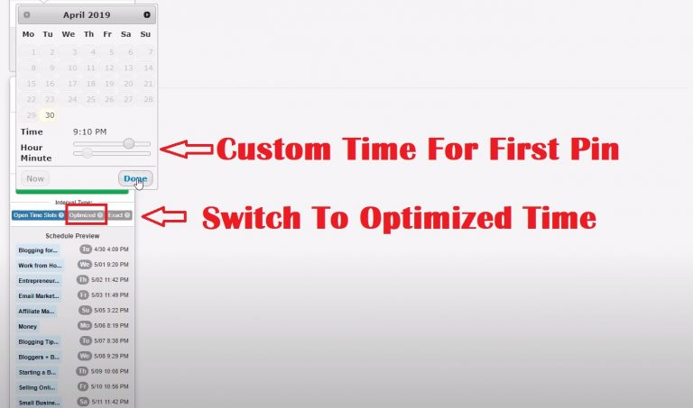 Tailwind-create-review-set-optimize-time