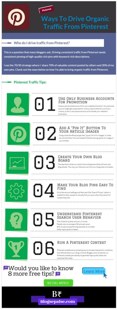 pinterest-pin-infographic-drive-traffic-to-blog